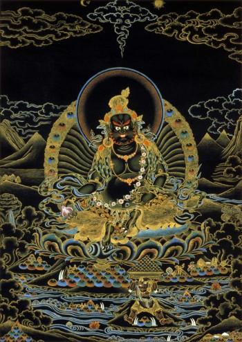 Black Zambhala | Jamyong Singye | 1990