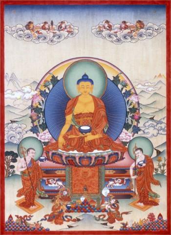Buddha | Jamyong Singye | 1991