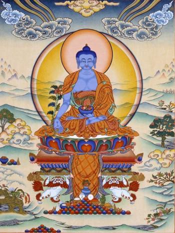 Medicine Buddha | Jamyong Singye | 2002