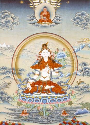 White Tara | Jamyong Singye | 1995
