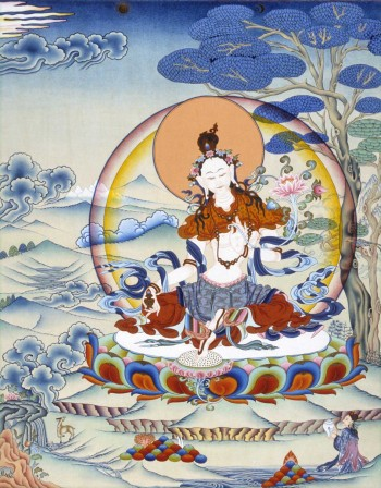 White Tara | Jamyong Singye | 1998