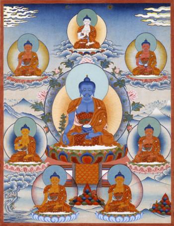 Medicine Buddha | Jamyong Singye | 1989