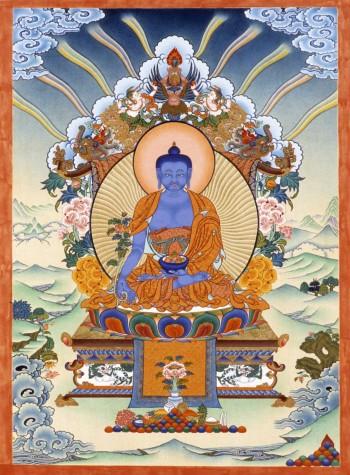Medicine Buddha | Jamyong Singye | 1995